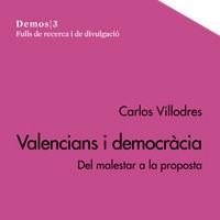 """Presentació de """"Valencians i Democràcia"""", el  #demos3 a Castelló"""