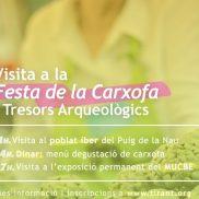 Visita a la Festa de la Carxofa i els Tresors Arqueològics de Benicarló