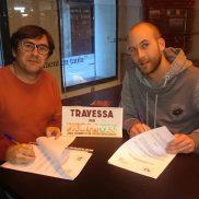 L'ACV Tirant lo Blanc signa un conveni amb PilotaVeu per a la promoció de la pilota valenciana