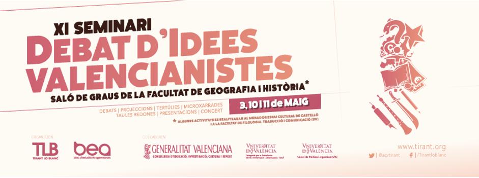 XI Seminari Debat d\'Idees Valencianistes