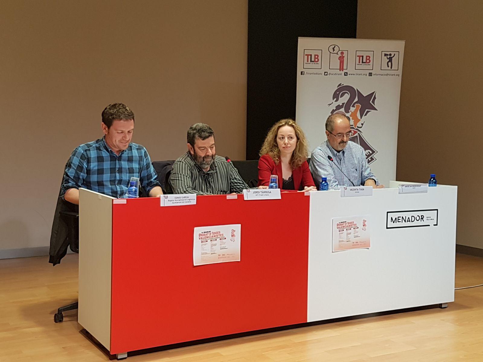 Les llengües a l'ensenyament i l'infrafinançament centren les dues últimes sessions del XI Seminari Debat d'Idees Valencianistes