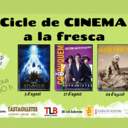 Cicle de cinema a la fresca a Sella