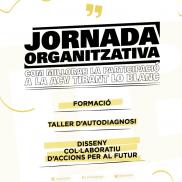 """Jornada organitzativa """"Com millorar la participació a l'ACV Tirant lo Blanc?"""""""