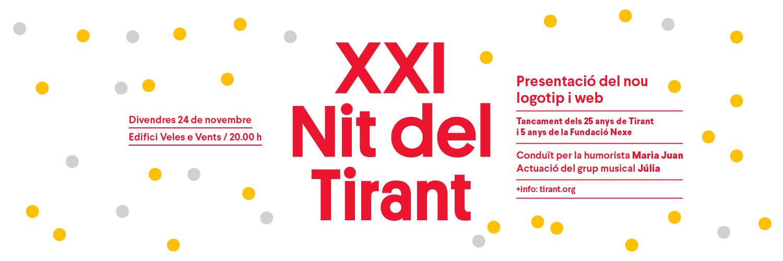 XXI Nit del Tirant