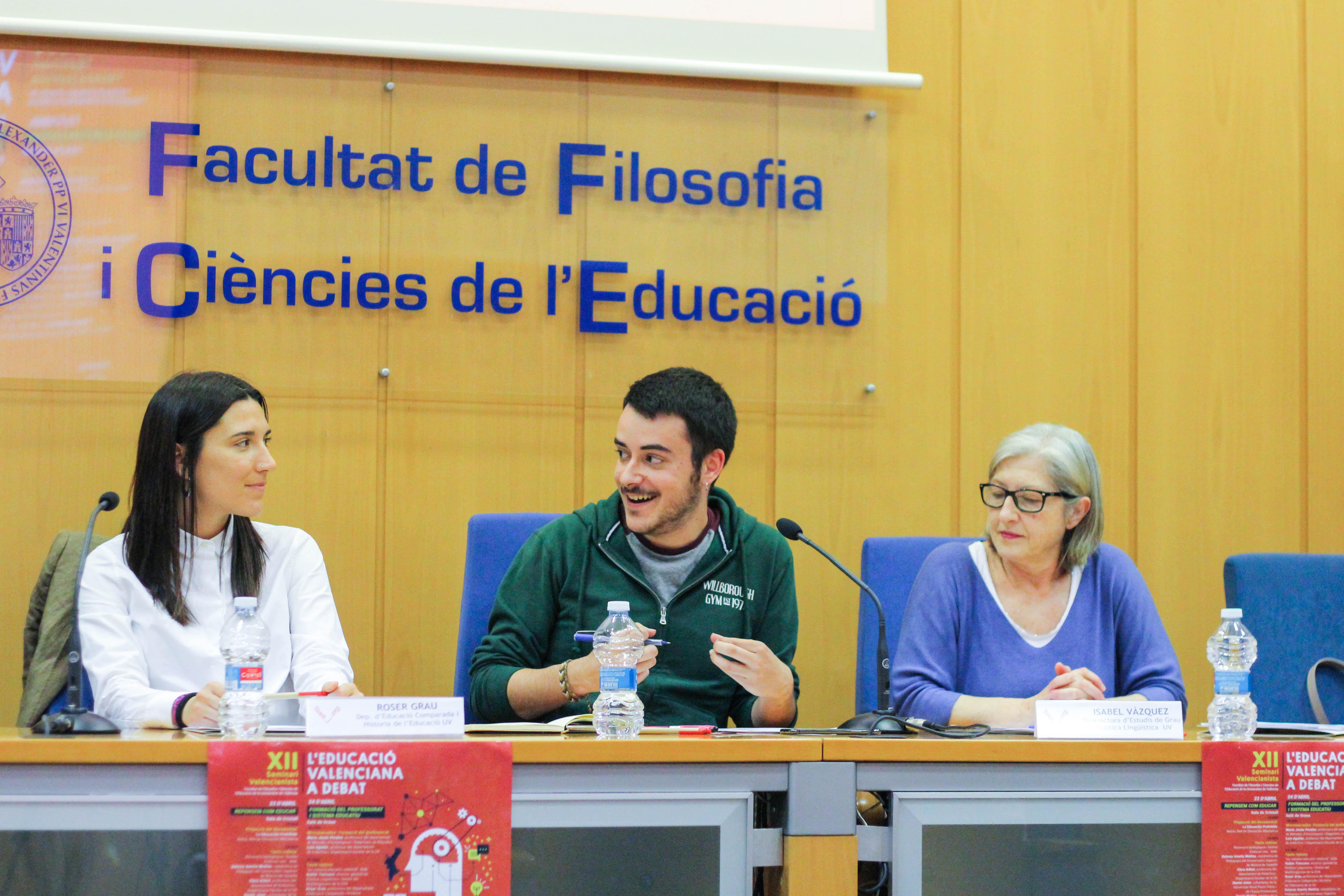 [VÍDEO-RESUM] XII Seminari Valencianista. L'educació valenciana a debat