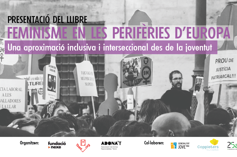 Presentem el llibre 'Feminism on the peripheries of Europe. An inclusive and intersectional youth approach'