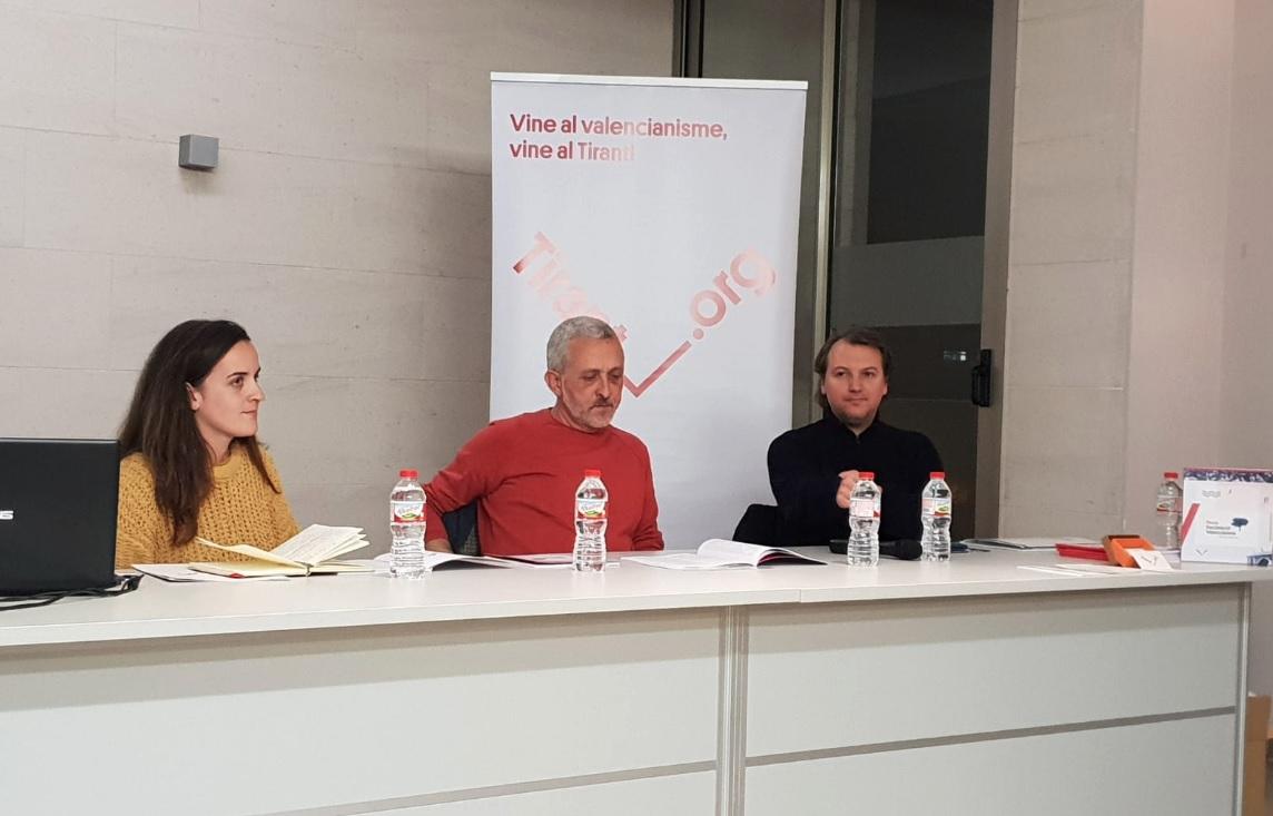 Nova Declaració Valencianista a Sant Joan d'Alacant