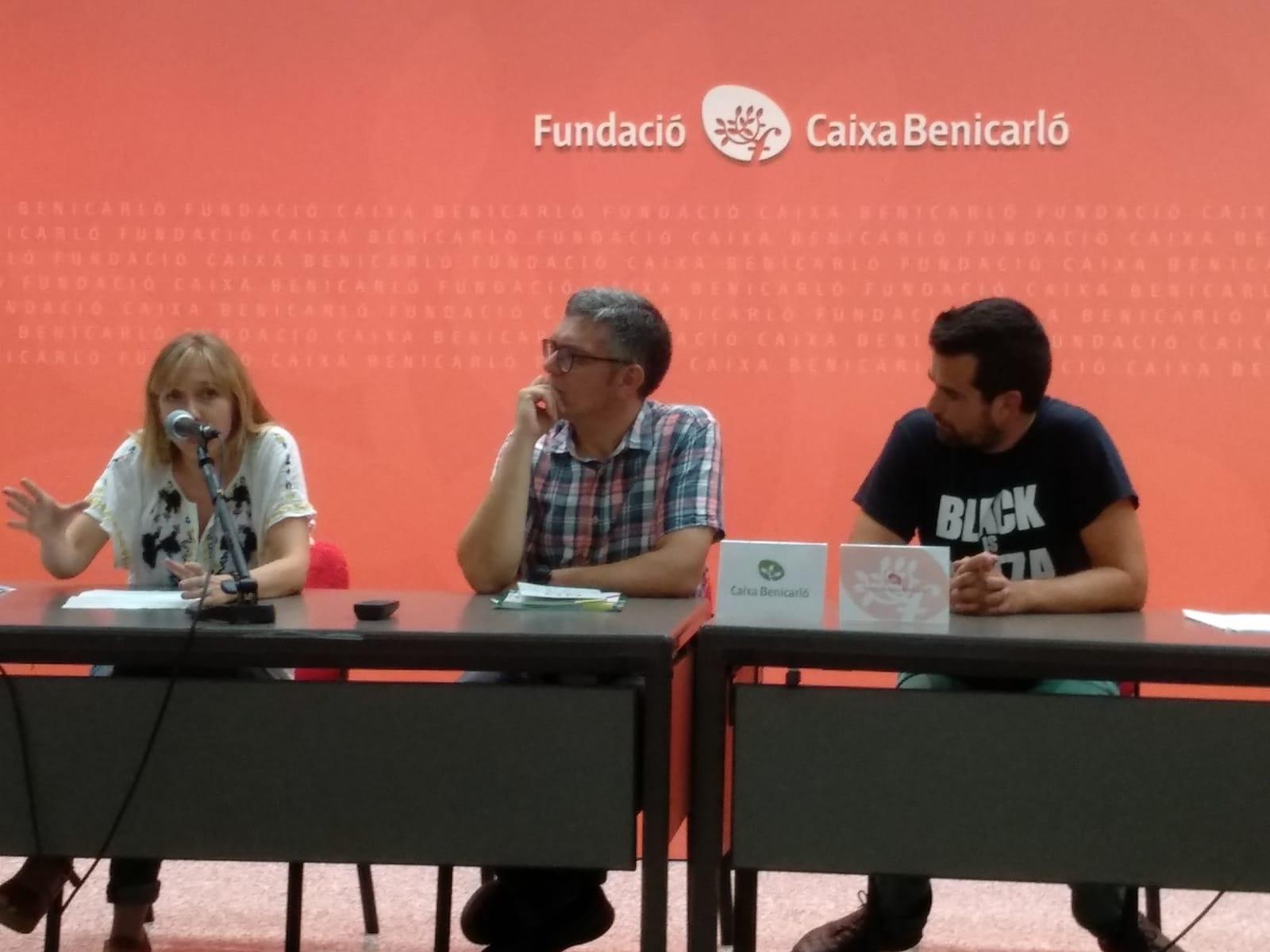 Presentació de la Nova Declaració Valencianista a Benicarló